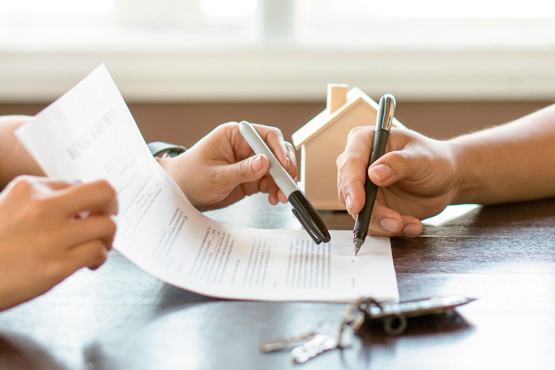 contratto affitto transitorio