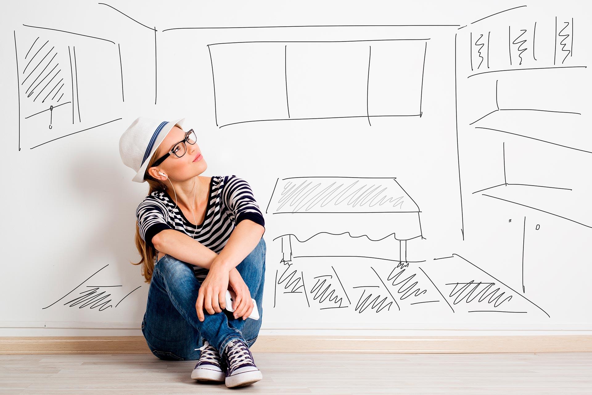 Organizzare gli spazi in casa