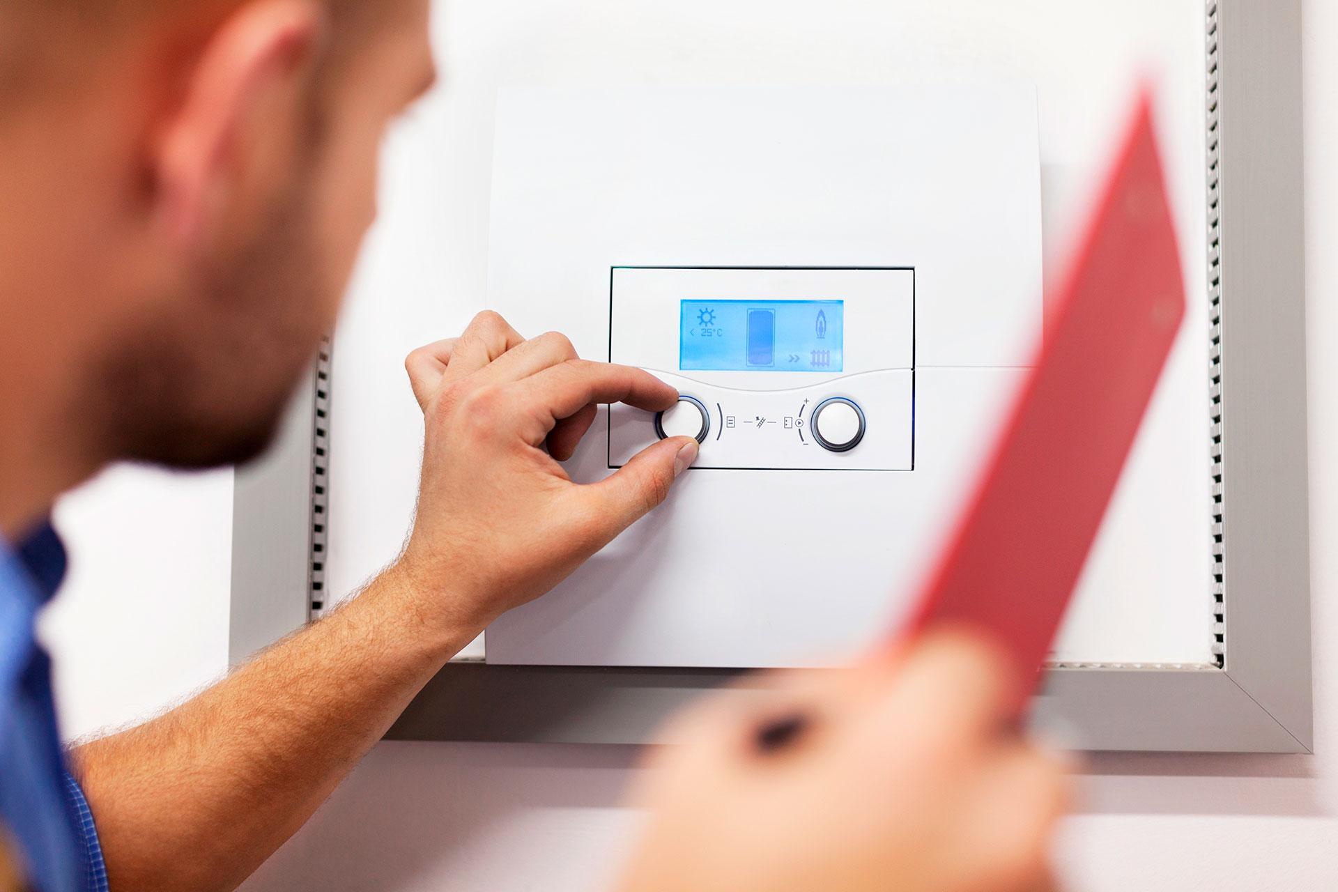 affitto manutenzione caldaia