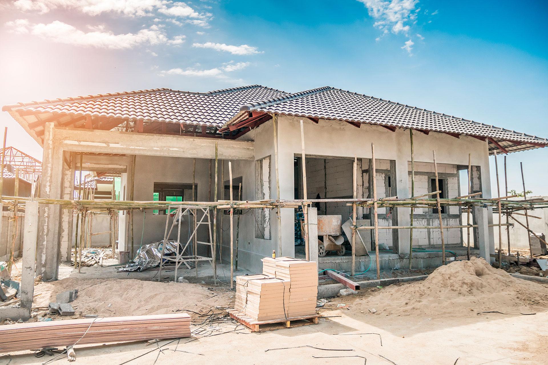 mutuo casa costruzione